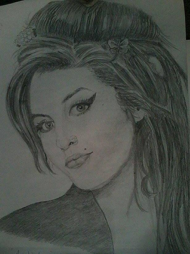 Amy Winehouse par colettemaynard